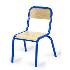chaise d colier chaise d ecolier en bois noa