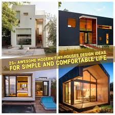 100 Modern Design Of Houses 25 Awesome Tiny Ideas For Simple And