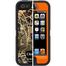 iPhone 5 Otterbox defender case realtree camo max 4hd blazed