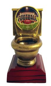 Amazon.com : Fantasy Football FFL Toilet Bowl Trophy / Award ... Fantasy Football League Champion Trophy Award W Spning Monster Free Eraving Best 25 Football Champion Ideas On Pinterest Trophies Awesome Sports Awards 10 Best Images Ultimate Archives Champs Crazy Time Nears Fantasytrophiescom Where Did You Get Your League Trophy Fantasyfootball Baseball Losers Unique Trophies