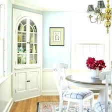 Small Dining Room Built Ins In China Cabinet Glamorous Best Corner Cabinets Ideas On Of