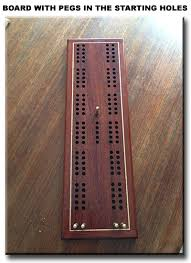 5thpeg Online Store Playing Cribbage Hardwood Boards