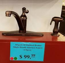 Gerber Abigail Kitchen Faucet by Whats New