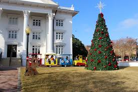 File 2016 Christmas Tree Colquitt County Courthouse Square Lawn Jpg Trees