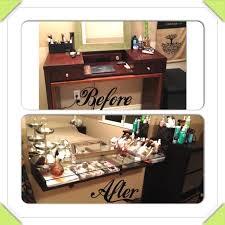 Diy Vanity Desk With Lights by 18 Diy Vanity Desk With Lights οργάνωση καλλυντικών και