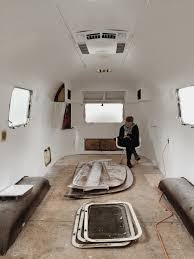 100 Inside An Airstream Trailer Before After In Seattle Gets A Complete