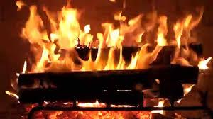 Roku Fireplace video Screensaver