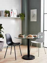 House By John Lewis Enzo 2 Seater Glass Round Dining Table, Black Marble Ding Room Circular 10 Gorgeous Black Tables For Your Modern Pulaski Fniture The Art Of 7 Piece Round Table And Best Design Decoration Channel Really Inspiring Creative Idea House By John Lewis Enzo 2 Seater Glass Marble Kitchen Sets For 6 Solid Wood Island Mahogany Zef Set Kitchens Sink Iconic 5 Deco Double Xback Antique Grey Stone 45 X 63 Extra Large White Corian Top Chairs 278 Rooms With Plants Minimalists Living