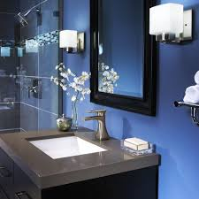 Blue And Brown Bathroom Decor by Entrancing 30 Blue Brown Bathroom Decorating Ideas Inspiration