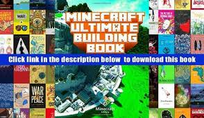 PDF Ultimate Building Book For Minecraft Amazing Ideas And Guides You Couldn T