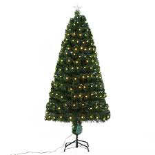 Tabletop Christmas Trees Artificial 7 Lit Artificial Trees Tabletop