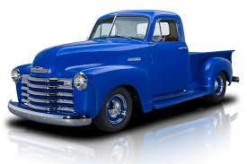 100 1952 Chevrolet Truck 135845 3100 RK Motors Classic Cars For Sale