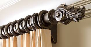 Traverse Curtain Rods Restringing by Blinds Shades Drapery Designer Window Treatments And Drapery