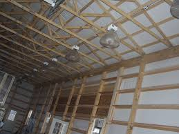 Pole Barn 40X64X16 [Archive] - Sawmill Creek Woodworking Community Insulating Metal Roof Pole Barn Choosing The Best Insulation For Your Cha Barns Spray Foam Blog Tag Iowa Insulators Llc Frequently Asked Questions About Solblanket Smart Ceiling Pranksenders Diy Colorado Building Cmi Bullnerds 30 X40 Pole Building In Nj Archive The Garage 40x64x16 Sawmill Creek Woodworking Community Baffles And Liner Panel On Ceiling To Help Garage Be 30x48x14 Barn Page 2 Journal Board