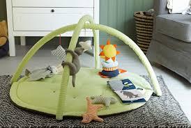 tapis de jeux ikea jouets bébé 0 mois 6 mois ikea
