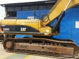 100 Caterpillar Chile 330DL Crawler Excavators Price 125848 Year Of