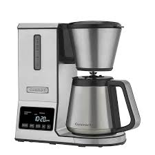 PurePrecisionTM 8 Cup Pour Over Coffee Brewer