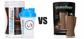 IdealShape Vs Shakeology Comparison