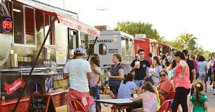 100 San Antonio Food Truck Truck Park In Planning Near North Central Park Laredo Morning