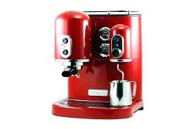 Kitchenaid Coffee Maker Parts Found This Red Medium Image For Espresso