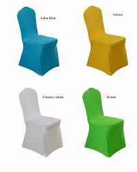 Plastic Seat Covers For Dining Room Chairs by Honana Wx 201 Elegant Solid Color Elastic Stretch Chair Seat Cover