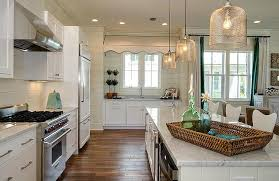 Kitchen Island Decor Modern With White Color