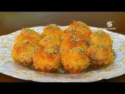 cuisine samira gâteau ktaif kenafeh recette facile la cuisine algérienne