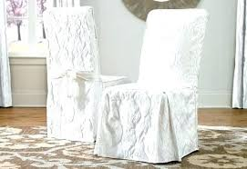 Dining Chair Covers Uk Slipcovers Damask Long Slipcover Stretch
