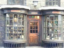 Owl Post fice Picture of The Wizarding World of Harry Potter