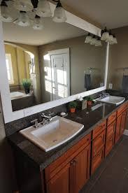 Kohler Verticyl Round Undermount Sink by Kohler Archer Sink And Kohler Margaux Faucets Master Bath