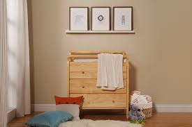 Davinci Kalani Combo Dresser Honey Oak by Amazon Com Davinci Emily 3 Drawer Changer Dresser Natural Baby