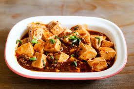 mapo tofu recipe china sichuan food