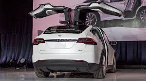 Will the Tesla Model X Falcon Doors Trap You in an Accident The