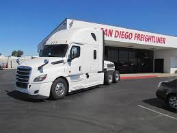 2018 Freightliner Cascadia 126 Sleeper Semi Truck For Sale | San ... Norcal Motor Company Used Diesel Trucks Auburn Sacramento New Semi Trailers For Sale Empire Truck Trailer Wiebe Parts Inc Repossed Equipment For By Cssroads Sales Repair In Blythe Ca Reliance Transfers Used 2012 Kenworth T700 Sleeper For Sale In 1211 Sold Palfinger Pk 56002 D Knuckle Boom Mounted To 2005 Kenworth T800 Forsale Central California And Trucks San Diegoca