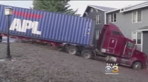 Truck Slides Off Icy Road; Nearly Hits Apartments - Baltimore Sun Bestchoiceproducts Best Choice Products Transport City Car Carrier Heavy Duty Drawer Slide Self This Is A Great Link To The Heavy Semi Truck Slides Blocks Traffic Near North Split It Truck Islide Pickup Under Semi Bed For Sale Diy Cargo Ease The Ultimate Cargo Retrieval System Commercial Series Bed Slide Allyback Pick Up Moco Show News Vehicles Contractor Talk 5th Wheel Tool Box Boxes Hpi
