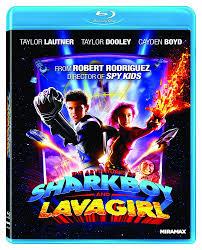 Amazon The Adventures Of Sharkboy And Lavagirl Blu Ray Lautner Dooley Boyd Movies TV