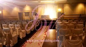 Le Parc Ceremony Backdrop Decor 6 Indoor Wedding