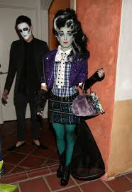 Kyle Richards Halloween Film by 2012 Celebrity Halloween Costumes Toofab Com
