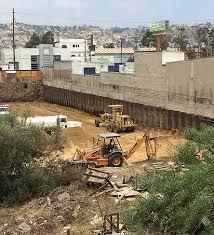 Construction Of Basement by Permanent Basement Wall Sheet Piling System Esc Group