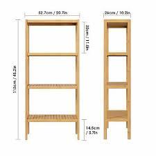 huis boekenkastenen planken 33x163cm badezimmer regal