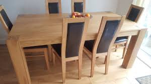 Warwick Oak Table And Chairs In W13 London Borough Of Ealing ... Different Aspects Of Oak Fniture All About Fniture And Mattress News Buying Guide Latest Trends Ding Room Table 4 Chairs In Bb7 Valley For 72500 Oak Table Leeds 15000 Sale Shpock With Chairsmeeting 30 Extendable Tables Commercial Used German Standard And Chair Sets Buy Fnituregerman The 1 Premium Solid Wood Furnishings Brand 6 Chairs Set White Rustic Farmhouse Natural Country Amazoncom Desks Childrens Study
