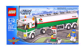 100 Lego Tanker Truck Tank LEGO Set 31801 NISB Building Sets City