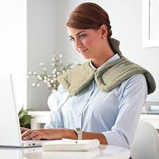 Bed Buddy Heating Pad by 10 Best Neck And Shoulder Wraps For Stress Free Living