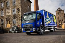 VOLVO FL IS 'BEE'S KNEES' FOR ARKELL'S BREWERY | Transport Monthly ...