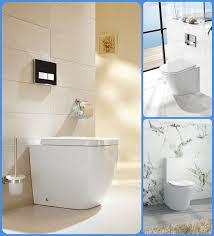 impex bad stand wc aus sanitärkeramik wc sitz soft