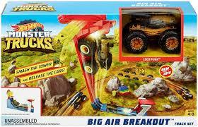 100 Monster Truck Decorations Hot Wheels S Big Air Breakout