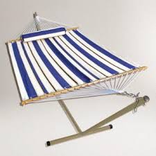 Living Accents Folding Hammock Chair by Hammocks Hammock Chairs And Stands World Market