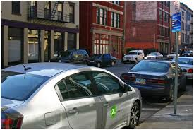 100 Zipcar Truck Holding Tight In Cincinnati While Making Changes Elsewhere
