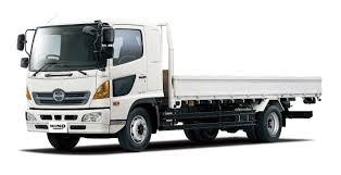 100 Truck Designs Hino Incorporates Modular Principles Into Japan