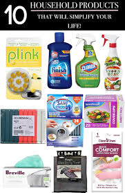 Plink Your Sink Balls by 10 Household Products That Will Simplify Your Life